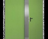 Πόρτες Απλές Μεταλλικές