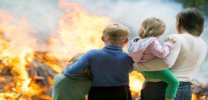 πυρασφάλεια 10 κανονες για τα παιδιά